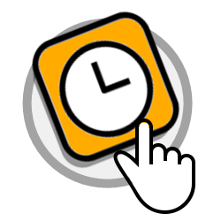 schedule delivery icon